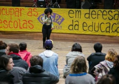 Bancada do PCdoB no Congresso condena criminalização das ocupações — Blog do Renato