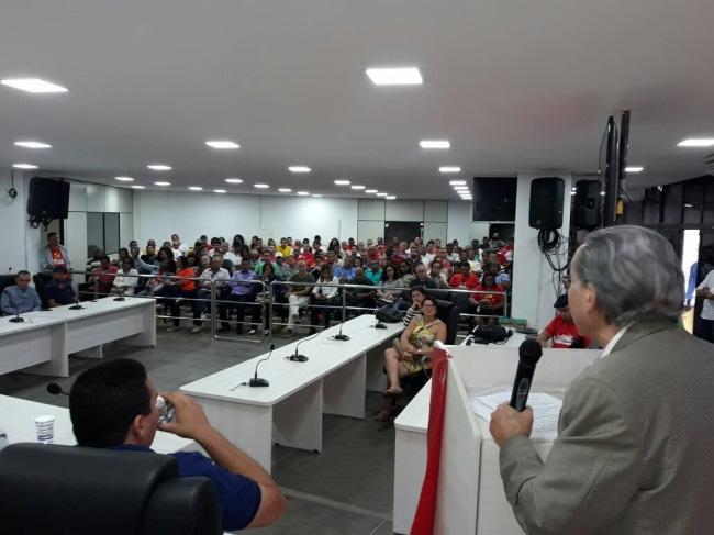 Reunião em Ilhéus